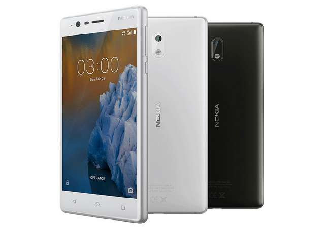 Nokia 3 with 5-inch 720p display, MediaTek MT6737 Officially Launched
