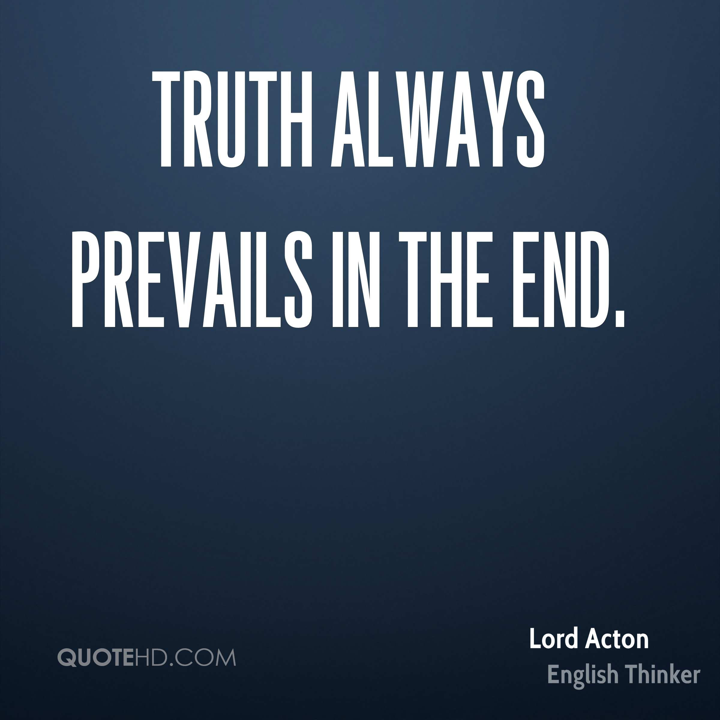 Lord Acton Quotes Quotehd