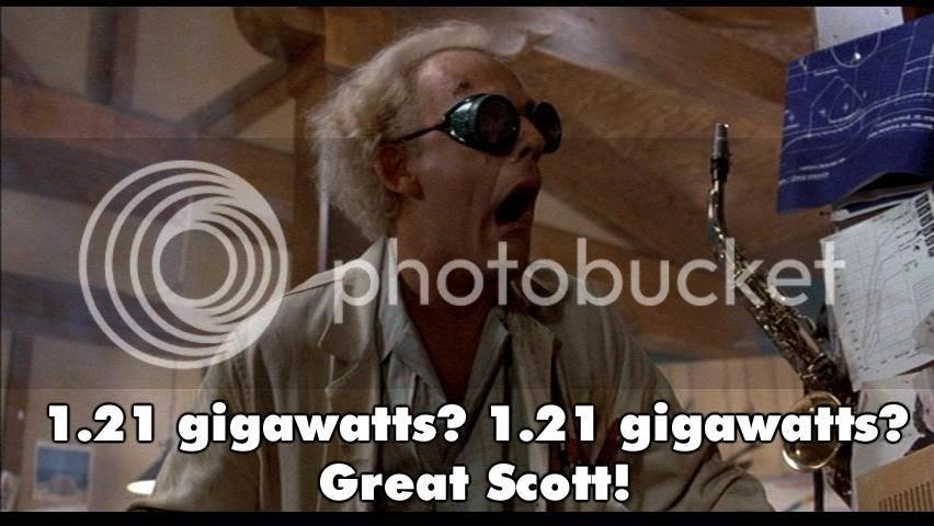 1,21 GW!