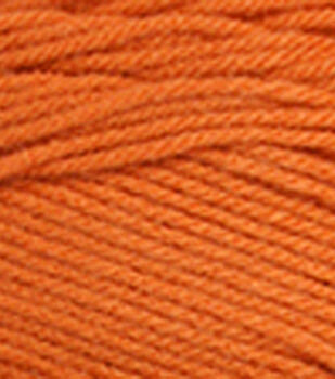 Pumpkin yarn color