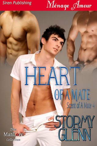Heart of a Mate (Scent of a Mate, #4)