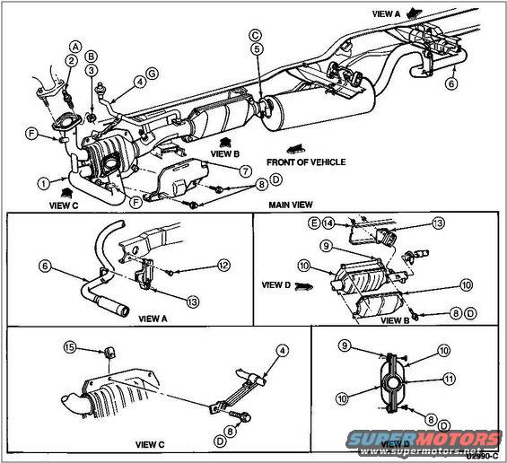 1996 F 150 Ho2 Heater Circuit Ford F150 Forum