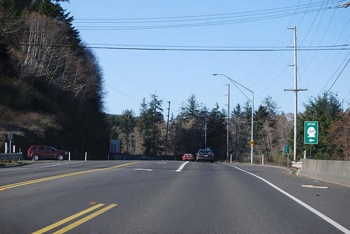US 101 @ SR 109 Spur