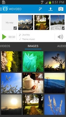 WeVideo - Aplikasi Edit Video dan membuat SlideShow