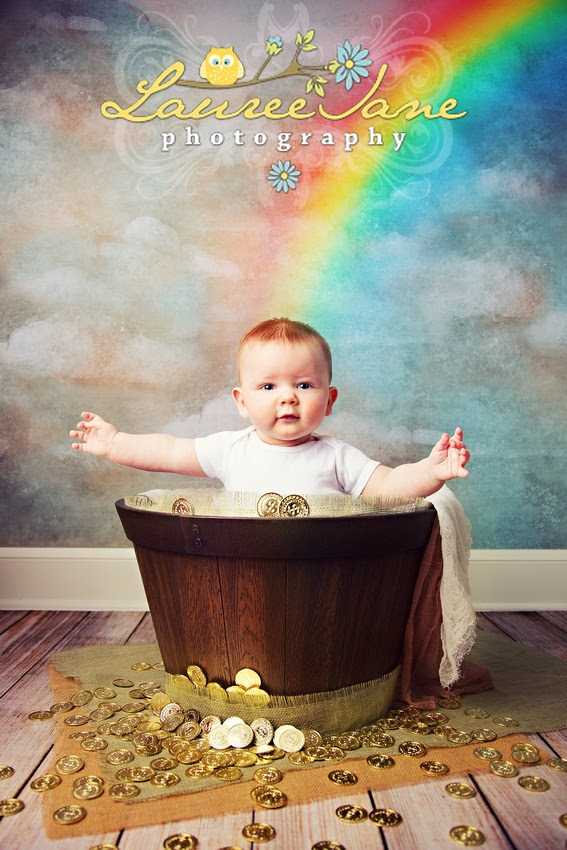 St Patricks Day Baby Photo Idea S We Know How To Do It