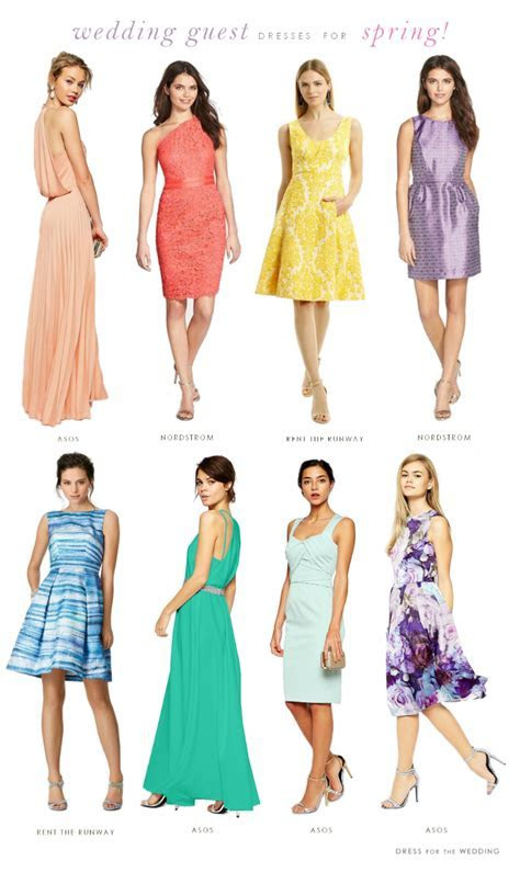 Dresses for Wedding Guests for Spring 2015   Bridal Guide