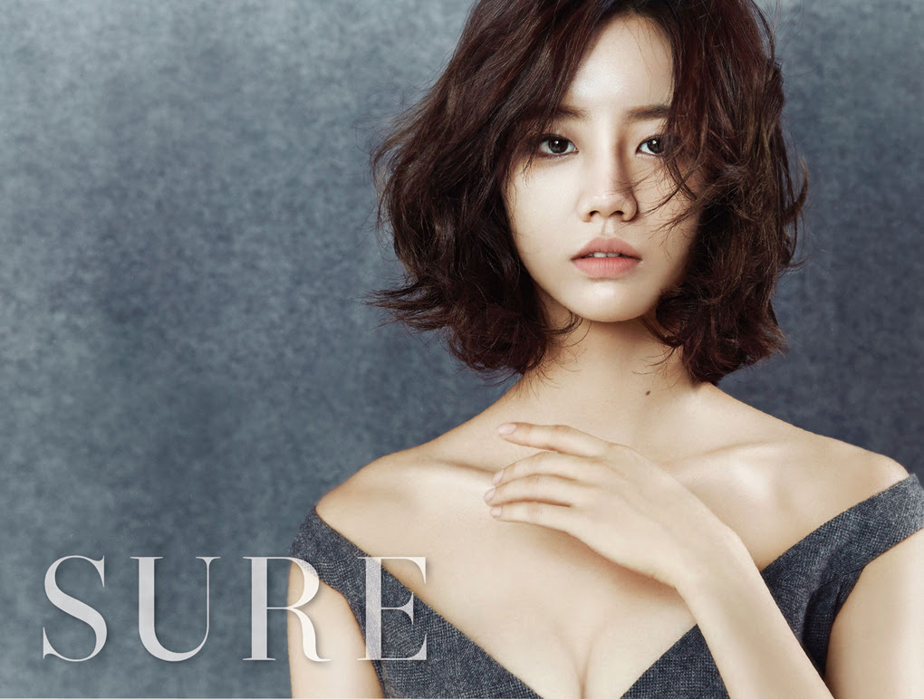 Girl's Day Hye Ri - Sure Magazine December Issue '14