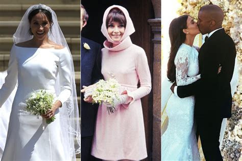 Meghan Markle, Kim Kardashian and Audrey Hepburn Wear Same