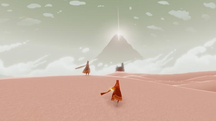 Journey (Foto: Divulgação/thatgamecompany)