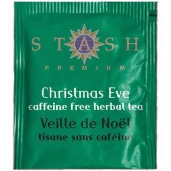 Christmas Eve Herbal Tea