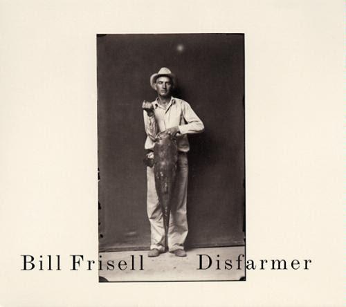 Bill Frisell: Disfarmer cover