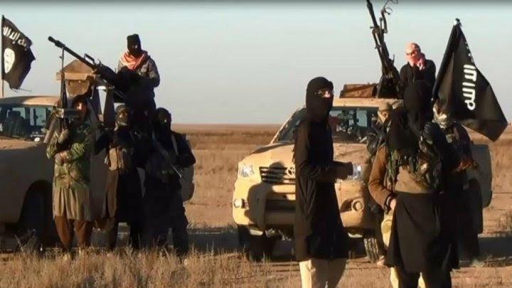 الإيزيدية وداعش