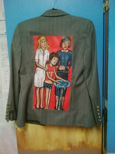 Janice McCallum's Jacket: The armor we wear.
