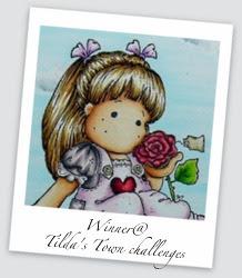 Tilda's Town challenge #76 - Bling