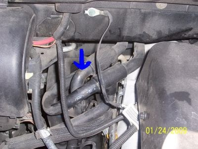 Wiring Diagram Database: 1999 Ford Expedition Heater Core ...