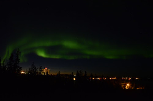 The Lights in Yellowknife