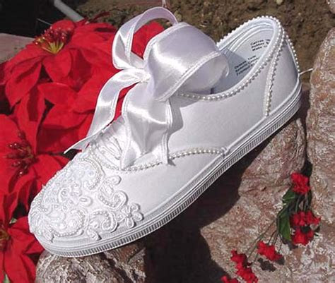 wedding tennies  formal shoes comfortable tennis shoes
