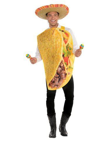 Taco   Adult Costume   Party Delights