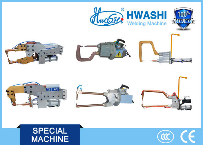 Low Voltage High Precision Portable Spot Welding Machine Hwashi For Metal Wire