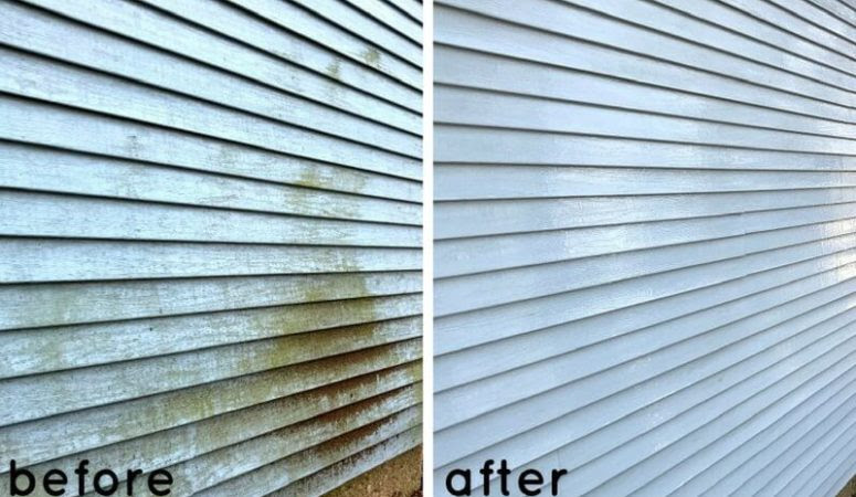 Easiest way to clean vinyl siding featured 775x450