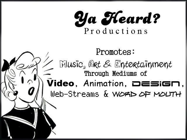 YA HEARD AD