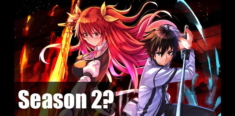 Rakudai Kishi No Cavalry Season 2 Eps 1 Sub Indo