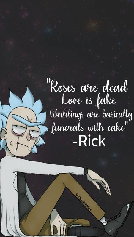 Pin by Michael Alvarez on Quotes   Rick i morty, Rick