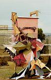 Clemens Behr -  Escultura origami