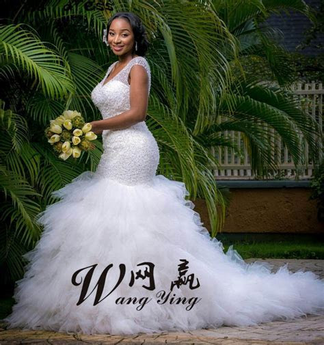 550  Best African wedding dresses Photos for 2017