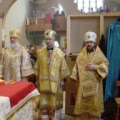 Consecration of the Patriarchal Church of the Holy Trinity and Premises of the Representation of the Russian Orthodox Church to the European Institutions in Brussels