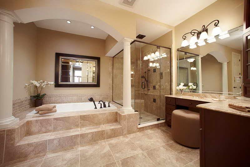 Nice bathroom designs tiles   Hawk Haven