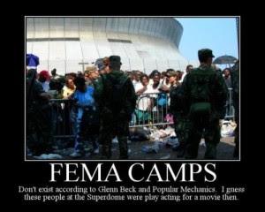 fema camps superdome