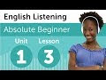English Listening Comprehension - Calling the American Doctor's Office