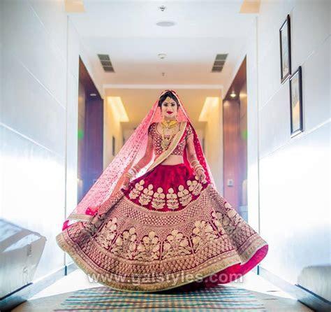 Indian Latest Bridal Lehenga Designs & Trends 2019