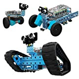Makeblock DIY mBot Ranger Transformable STEM Educational Robot Kit - 3-in-1 Robot Kit - Arduino - Scratch 2.0- Learn Coding, Robotics, Electronics and Have Fun