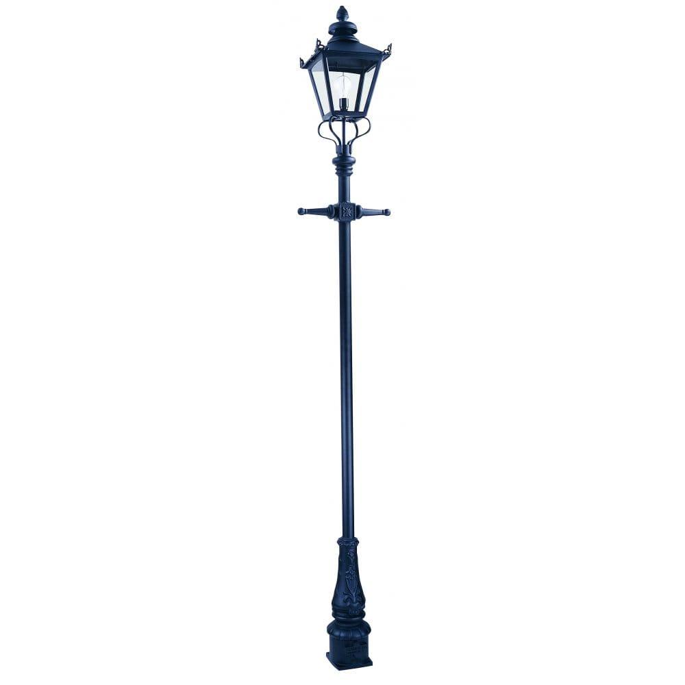 Elstead Lighting Grampian Single Light Lamp-Post Lantern ...