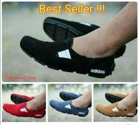 Sepatu Slop Pria Adidas