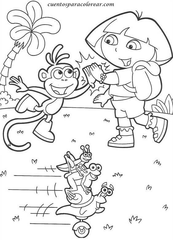 Dibujos Para Colorear 7 Anos Dibujos Para Dibujar