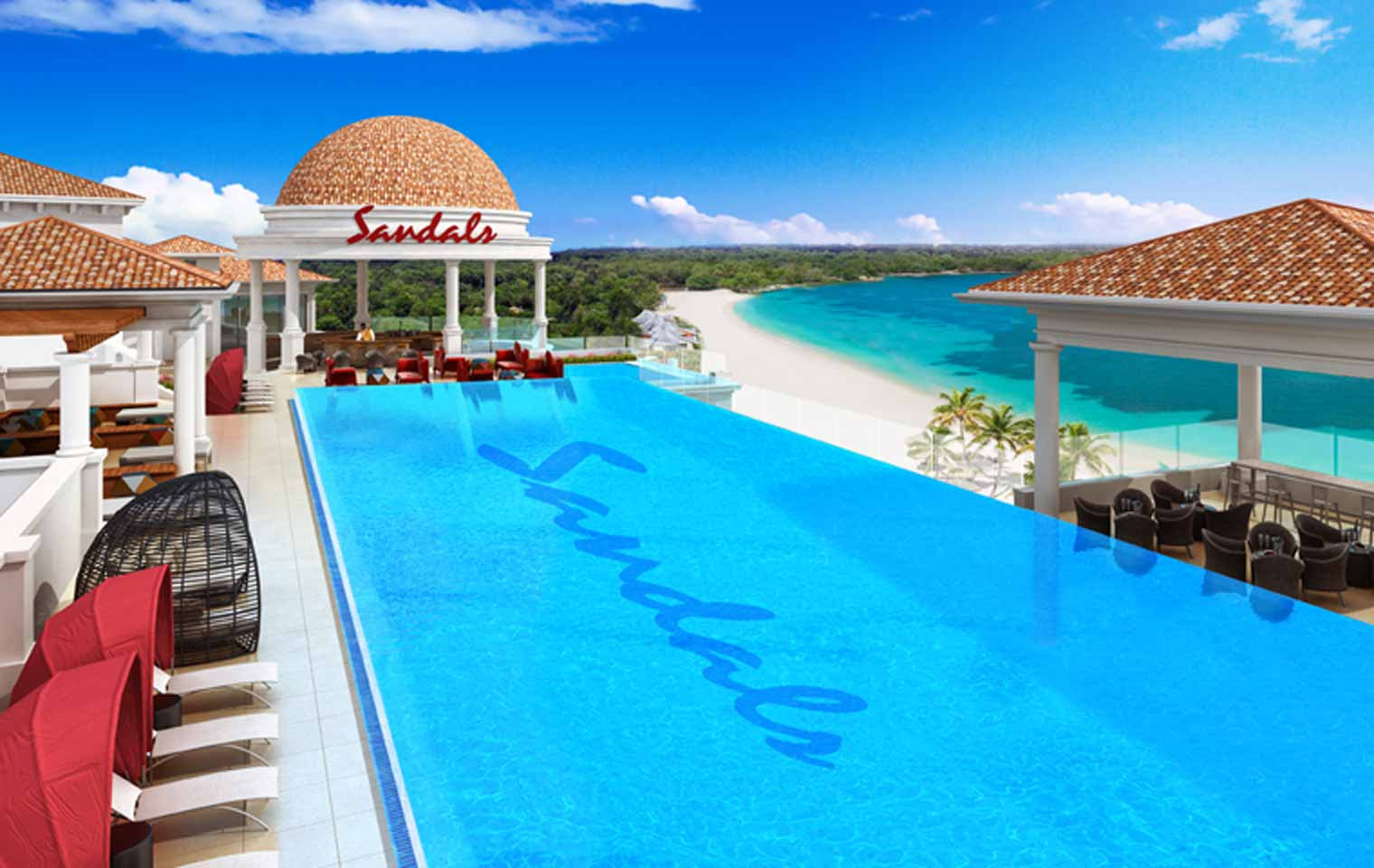 Best All Inclusive Luxury Resorts  Sandals Resorts