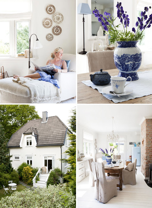 a typical scandinavian home | the style files