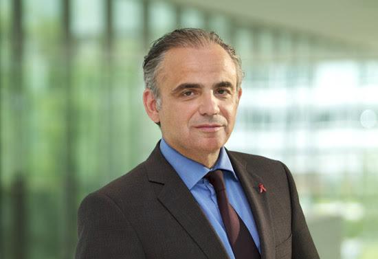 Luiz Loures, médico brasileiro que foi nomeado vice-diretor executivo da Unaids, agência das Nações Unidas para a doença. Foto: Nicolas Lieber/Divulgação