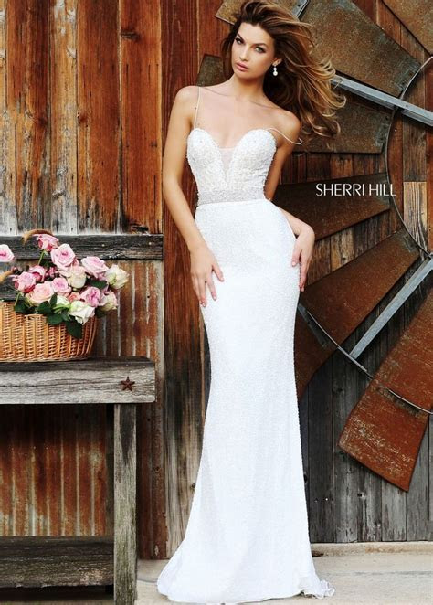 Sherri Hill 11260   Prom   Prom dresses, Wedding dresses