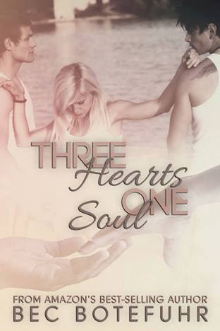 Three Hearts, One Soul (The Soul Series, #1)