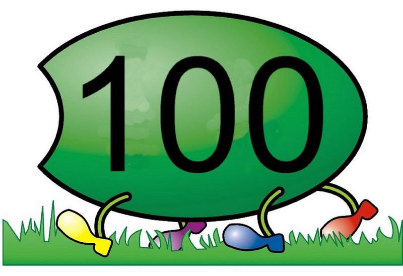 Fichas Para Imprimir De Los Números Del 0 Al 100
