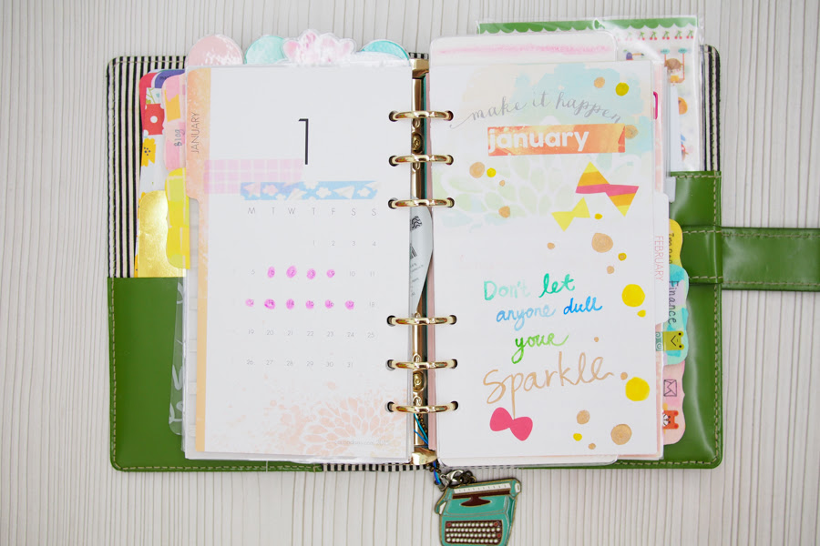 Planner Peace (Finally!) & My Weekly Pages   Cocoa Daisy