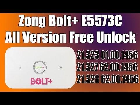Free Unlock Huawei E5573Cs-322, Zong 21.328.62.00.1456 Unlock Done