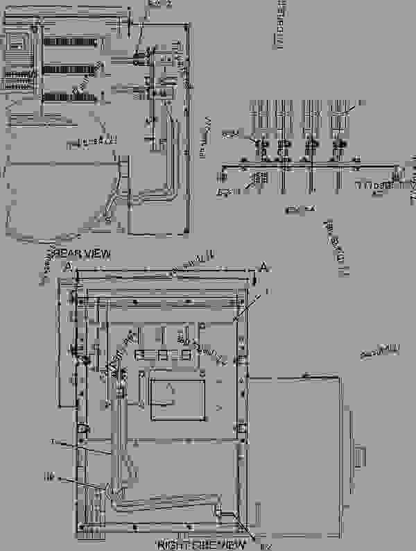 Cat 3208 Fuel System Diagram