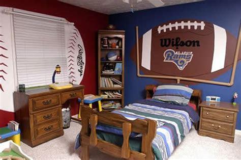boys football room ideas design dazzle