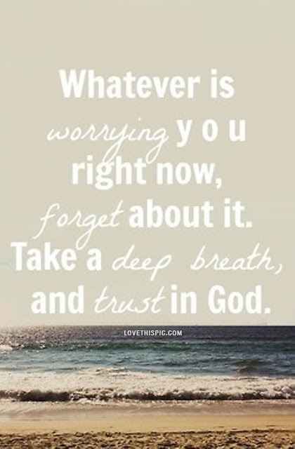 Quotes About God And Trust