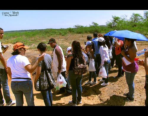 2012-02-05 Gira de Ecologia Destino Sarigua